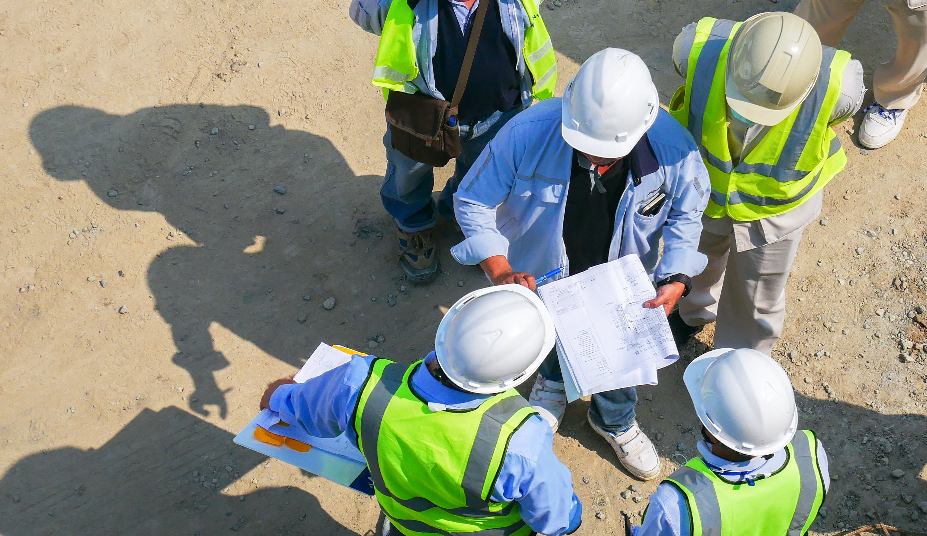 Domestic reverse charge VAT for services in the Construction sector Banner Photo